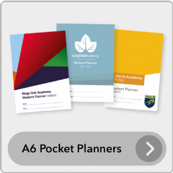 A6 Pocket Planners
